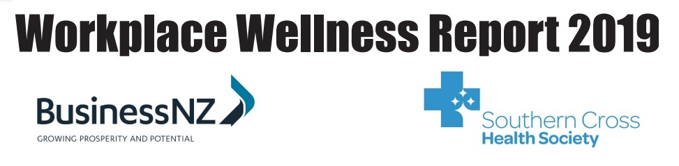 NZ Workplace Wellness Report 2019 name